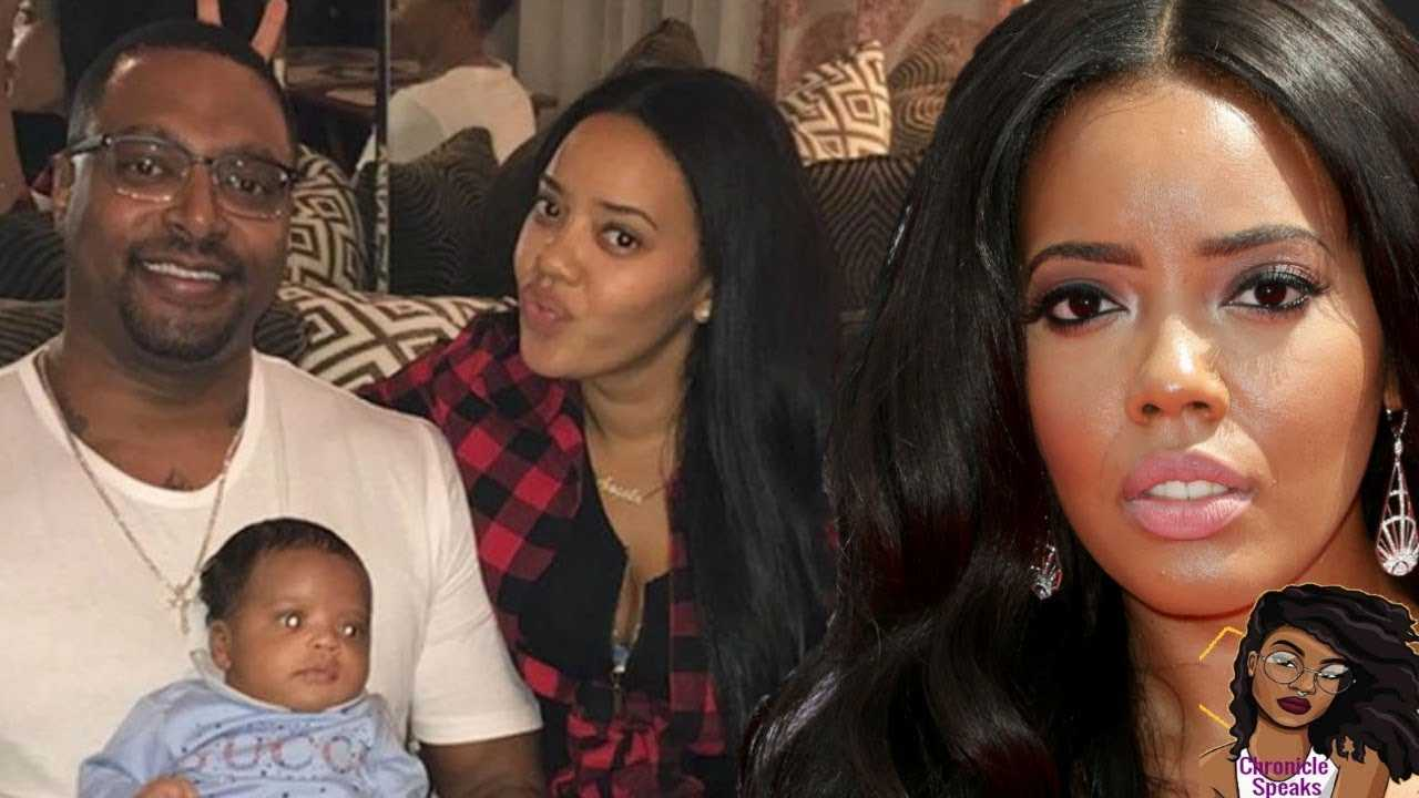 Angela Simmons REACTS To Death Of Her Ex Fiance