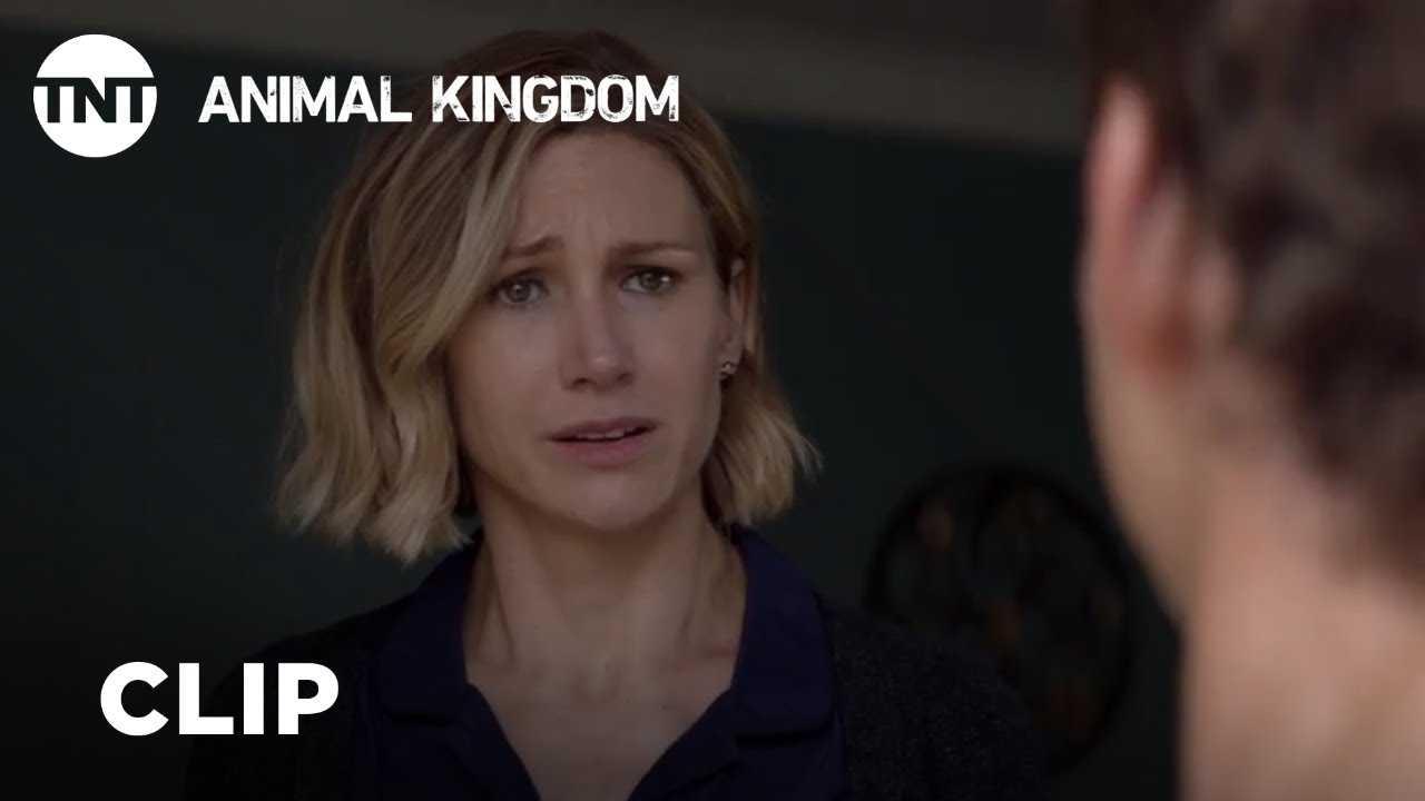 Animal Kingdom: The Hyenas - Season 3, Ep. 13 [CLIP]   TNT