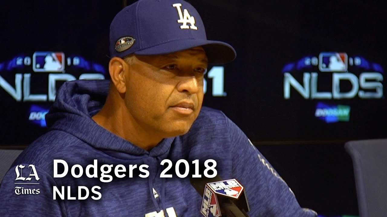 Dodgers NLDS 2018: Dave Roberts on hitting and if the NLDS goes 5 games
