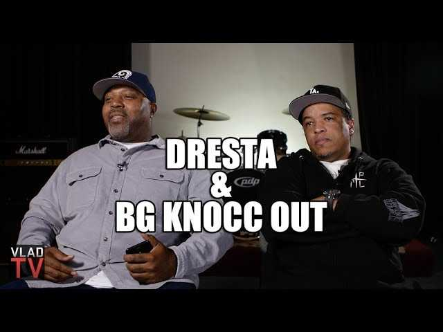 Dresta & BG Knocc Out on Dealing at 12, Doing it to Raise Bail Money for Mother (Part 3)