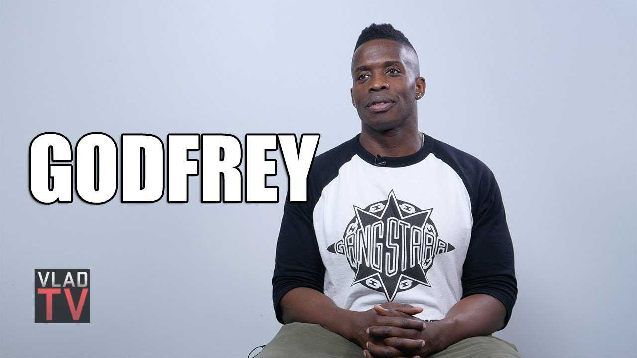 "Godfrey on Suge Knight Making People Drink Urine: ""I Would've Drank That"" (Part 7)"