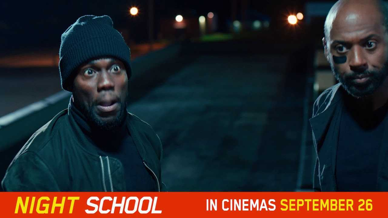 He'll do whatever it takes to get his GED! #NightSchool