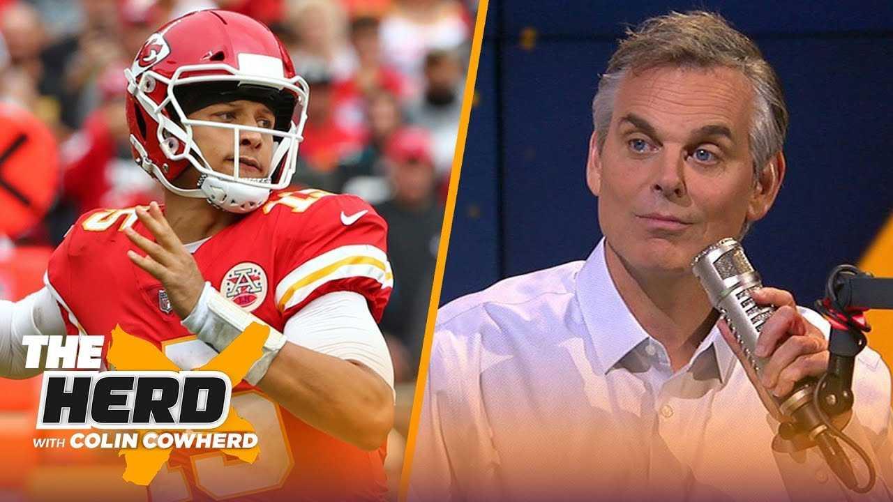 Herd Hierarchy: Colin's Top 10 NFL teams after 2018-19 Week 5 | NFL | THE HERD