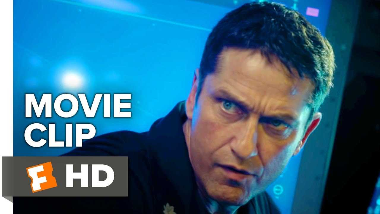 Hunter Killer Movie Clip - Evasion (2018) | Movieclips Coming Soon
