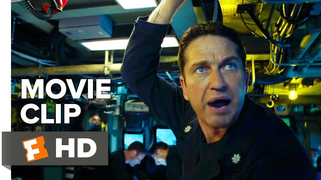 Hunter Killer Movie Clip - It's a Hit (2018) | Movieclips Coming Soon