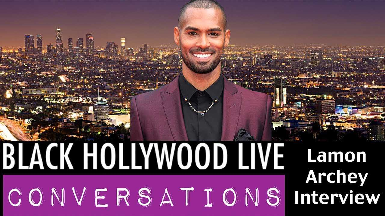 Interview with Lamon Archey | BHL Conversations