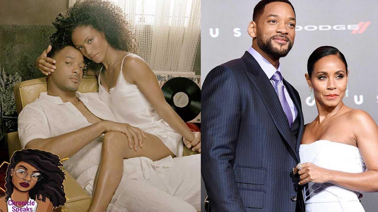 Jada Pinkett-Smith Explains Why She & Will Smith Will No Longer Say They're Married