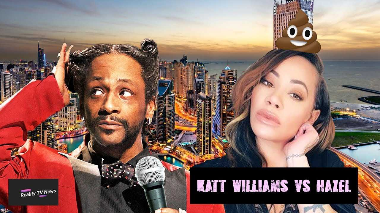 Katt Williams Calls Hazel E An Ugly Atheist & Allegedly Getting Pooped On In Dubai