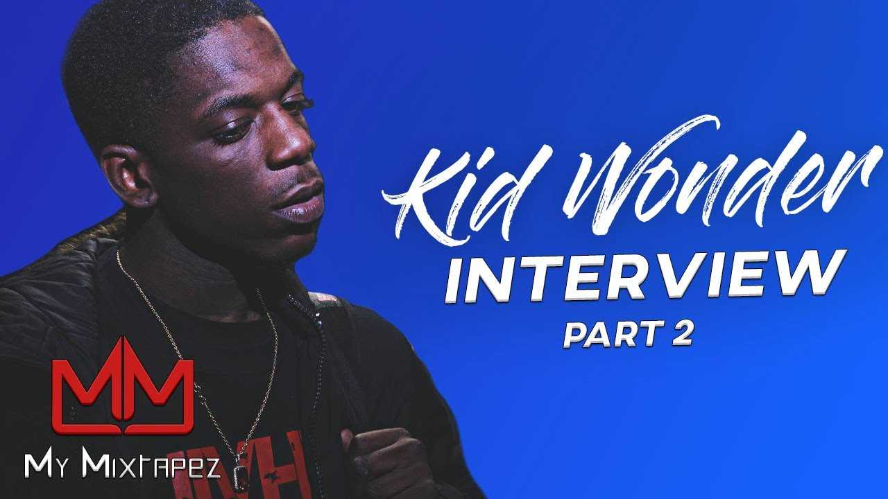 Kid Wonder - Lud Foe was mad because I didn't answer the phone after his crash [Part 2]