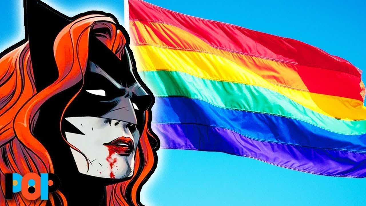 Lesbian Superhero Getting Her Own TV Show!