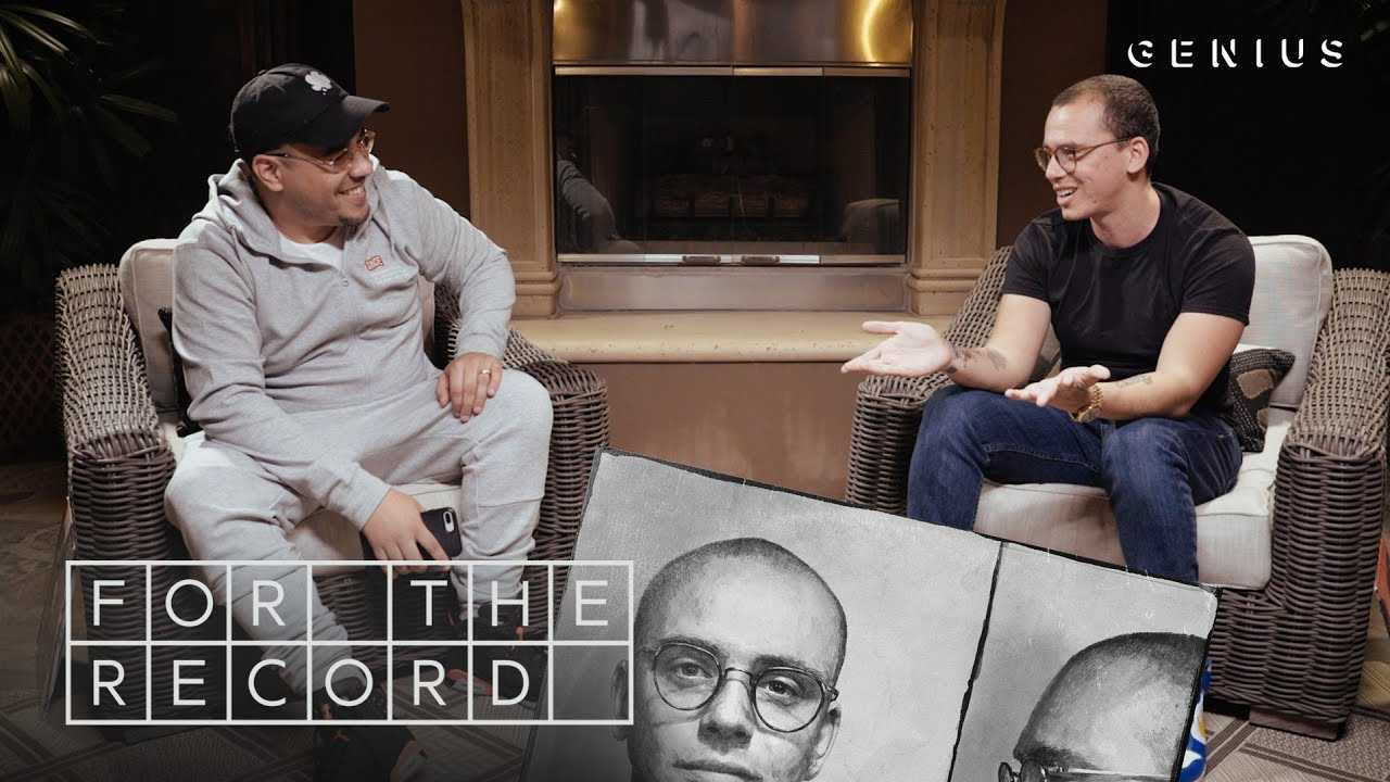 Logic Looks Back On Getting Signed & Meeting Nas (Part 2) | For The Record