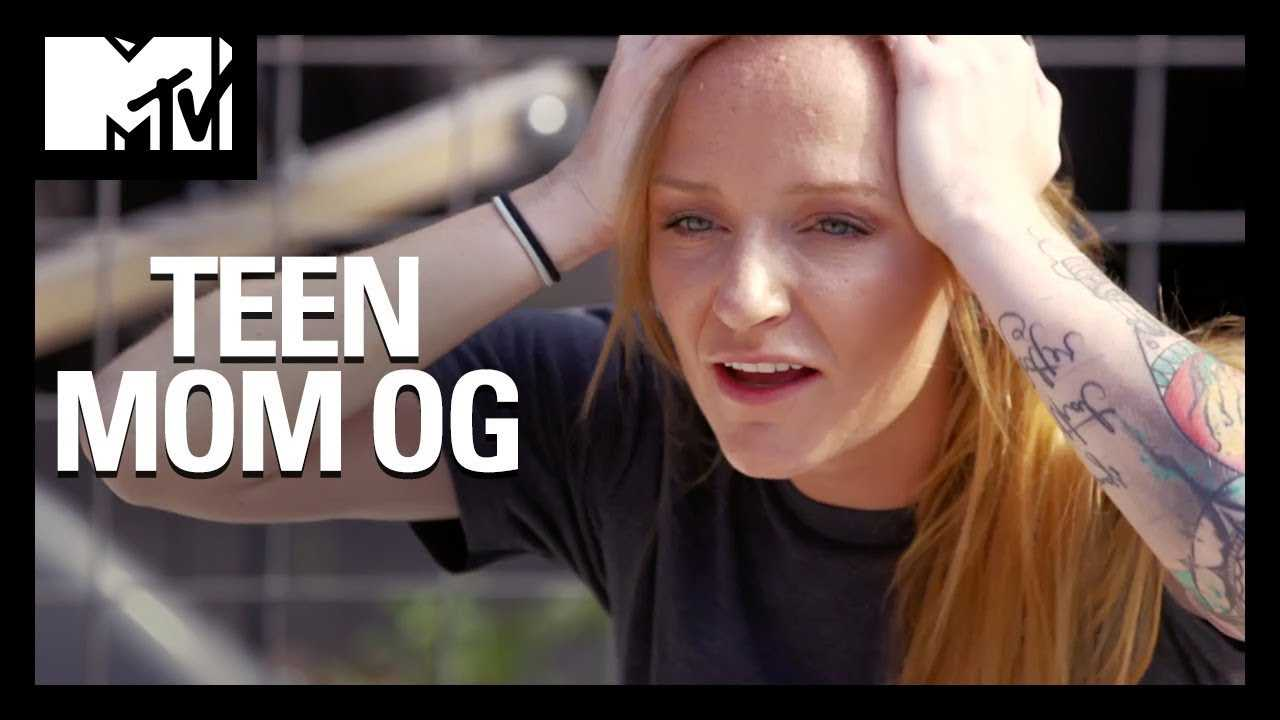 Maci Considers Calling the Cops on Ryan | Teen Mom OG | MTV