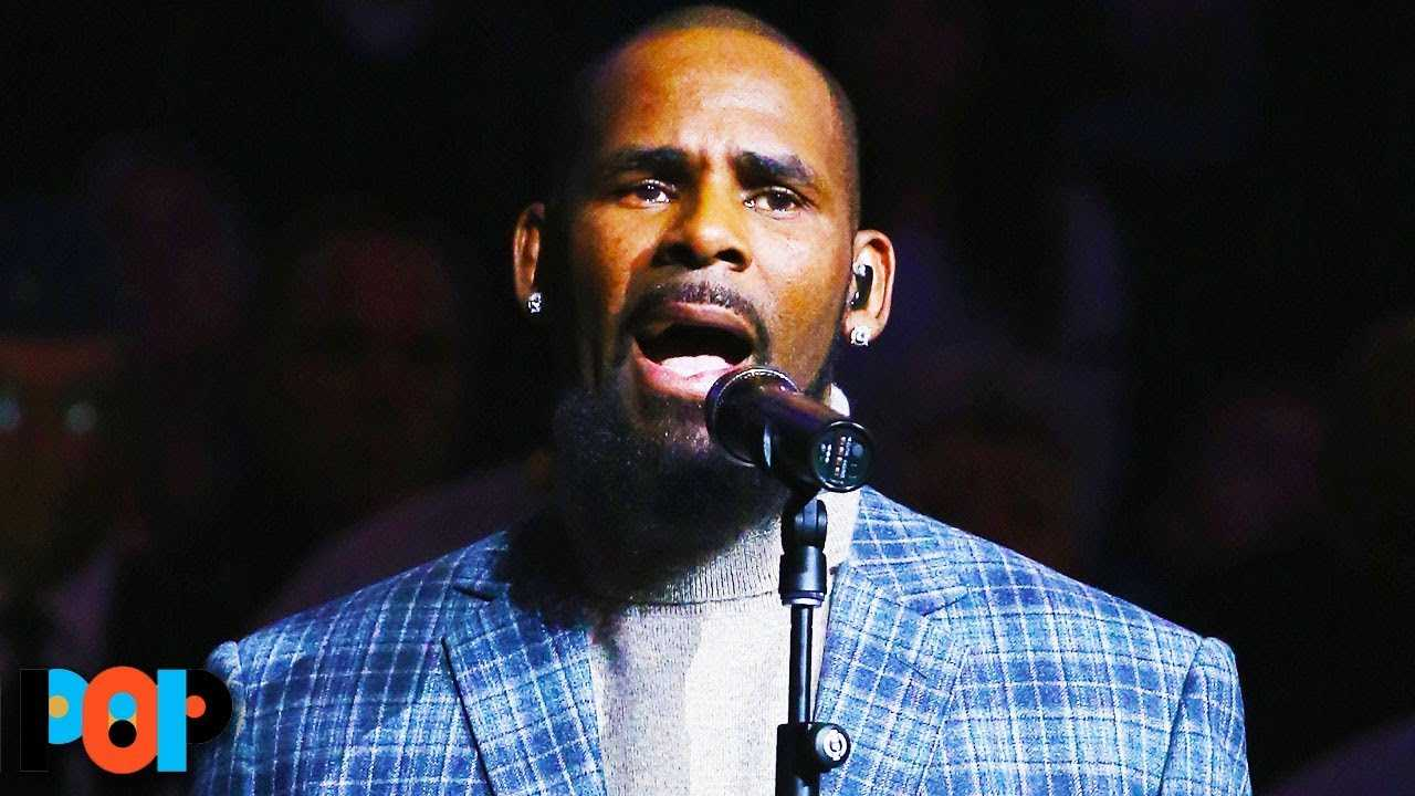 R. Kelly Says He's Done NOTHING Wrong In New Song