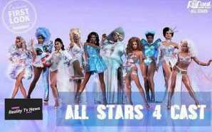'Rupauls Drag Race' All Stars 4 Cast Announced!..Valentina, Jasmine Masters…