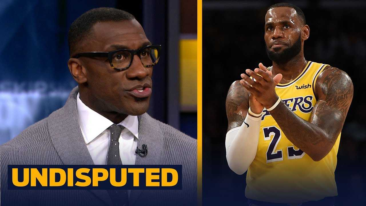 Shannon Sharpe responds to LeBron's 'Young King' comment about Lonzo Ball | NBA | UNDISPUTED