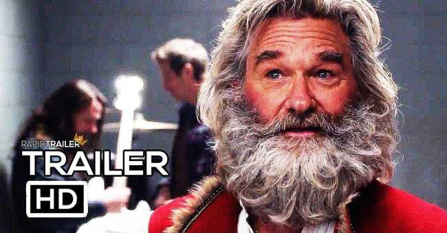 The Christmas Chronicles Trailer.The Christmas Chronicles Official Trailer 2018 Kurt Russel