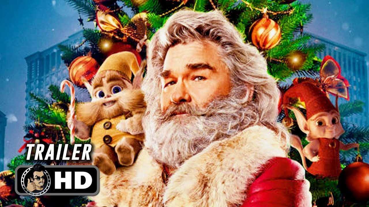 THE CHRISTMAS CHRONICLES Trailer (2018) Kurt Russell as Santa Netflix Movie