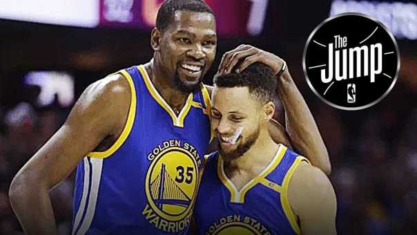 """Tracy McGrady: """"Stephen Curry is not the best player on Warriors team"""" 