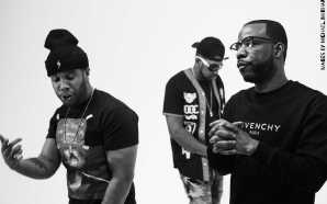J.R.Writer, Hell Rell, and 40 Cal to Drop A New…