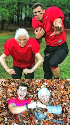 Social Media Superstar Ross Smith on Viral Videos Featuring His Granny [Interview]
