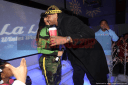 LA LA ANTHONY Throws Annual Holiday Charity Event With Celebrity Friends [Photos]