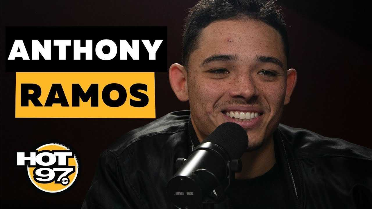 Anthony Ramos On His Time On Hamilton, Meeting Spike Lee, & Transitioning To Rap