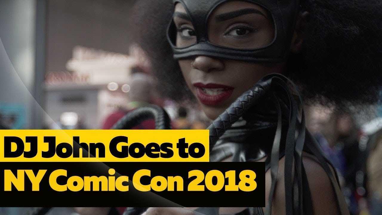 Are You Smarter Than DJ John: Comic Con Edition