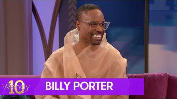 Billy Porter on Marriage, Coming Out & American Horror Story!