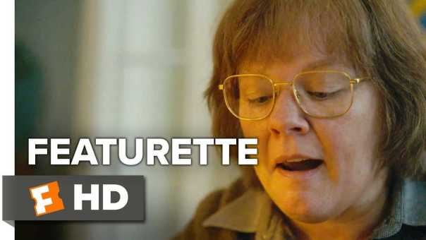 Can You Ever Forgive Me? Featurette – Likely Friends (2018) | Movieclips Coming Soon