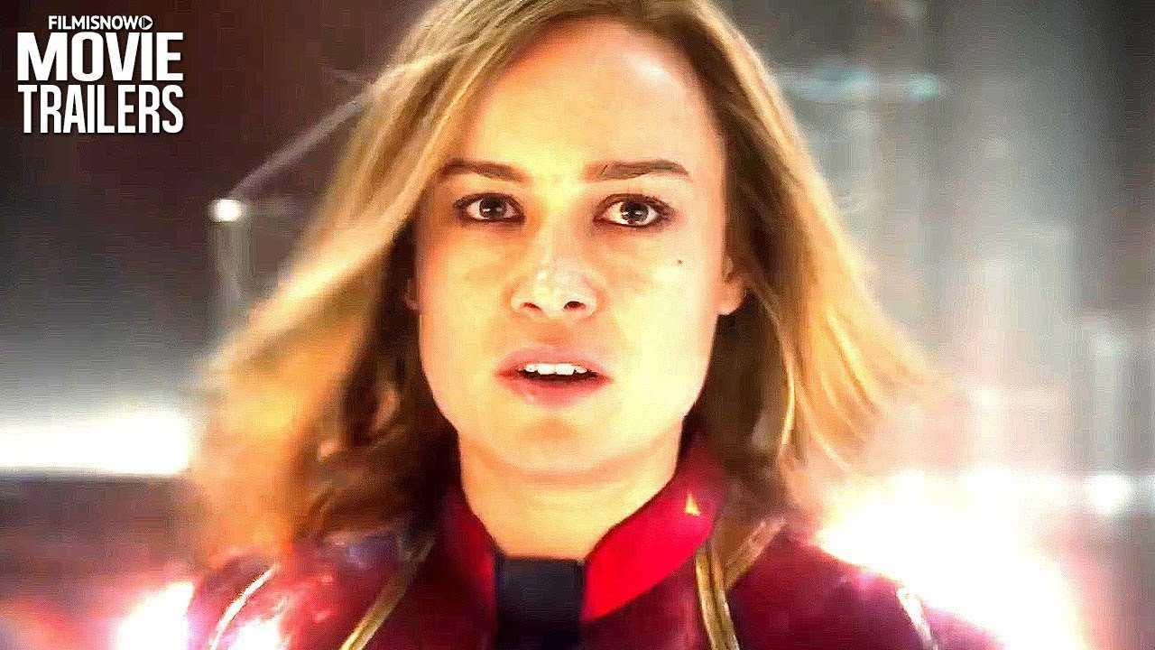 "CAPTAIN MARVEL ""Born Free"" TV Trailer (2019) - Marvel Superherione Movie"
