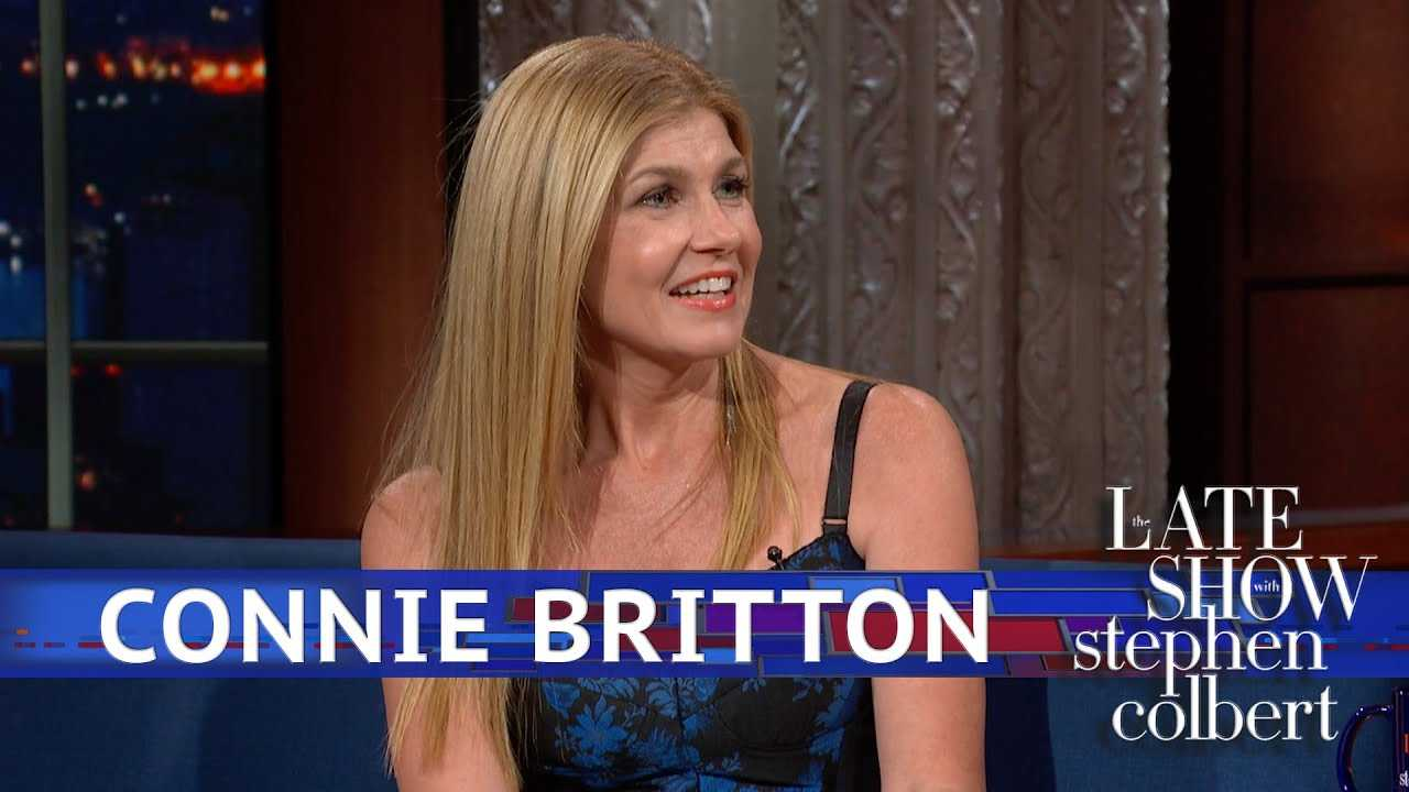 Connie Britton Got The Sex Talk Because Of Jimmy Carter