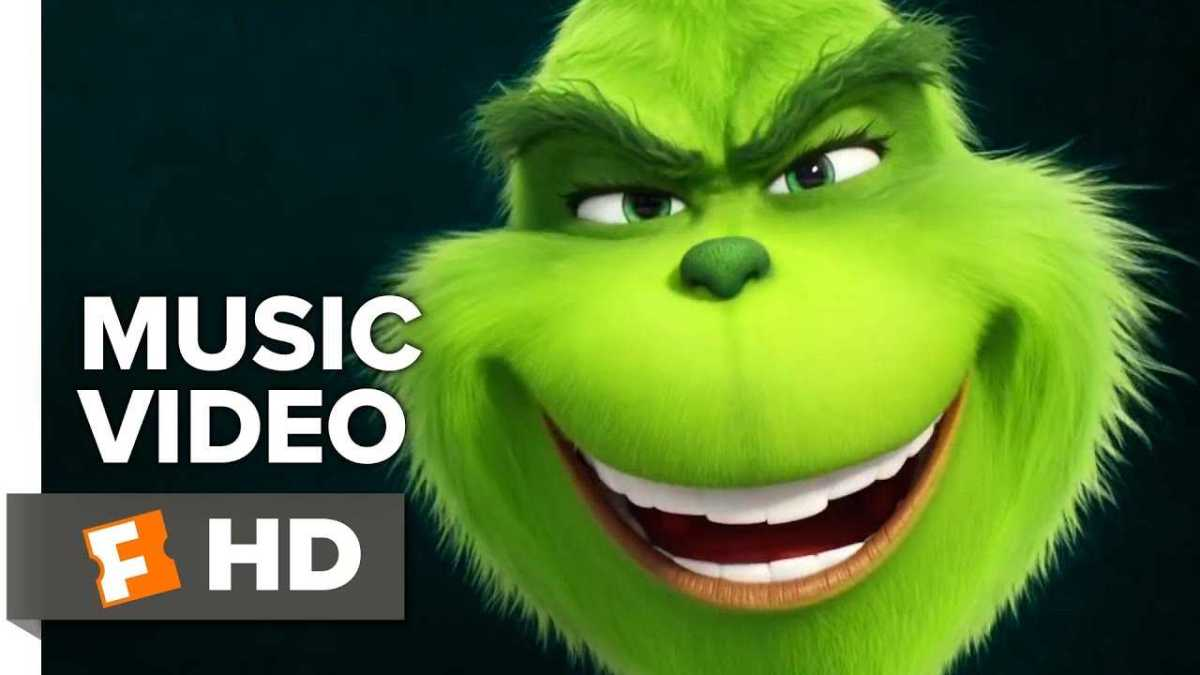The Grinch Lyric Video - You're A Mean One, Mr. Grinch (2018) | Movieclips Coming Soon
