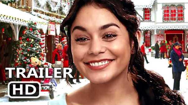 THE PRINCESS SWITCH Official Trailer International (2018) Vanessa Hudgens, Christmas Movie HD