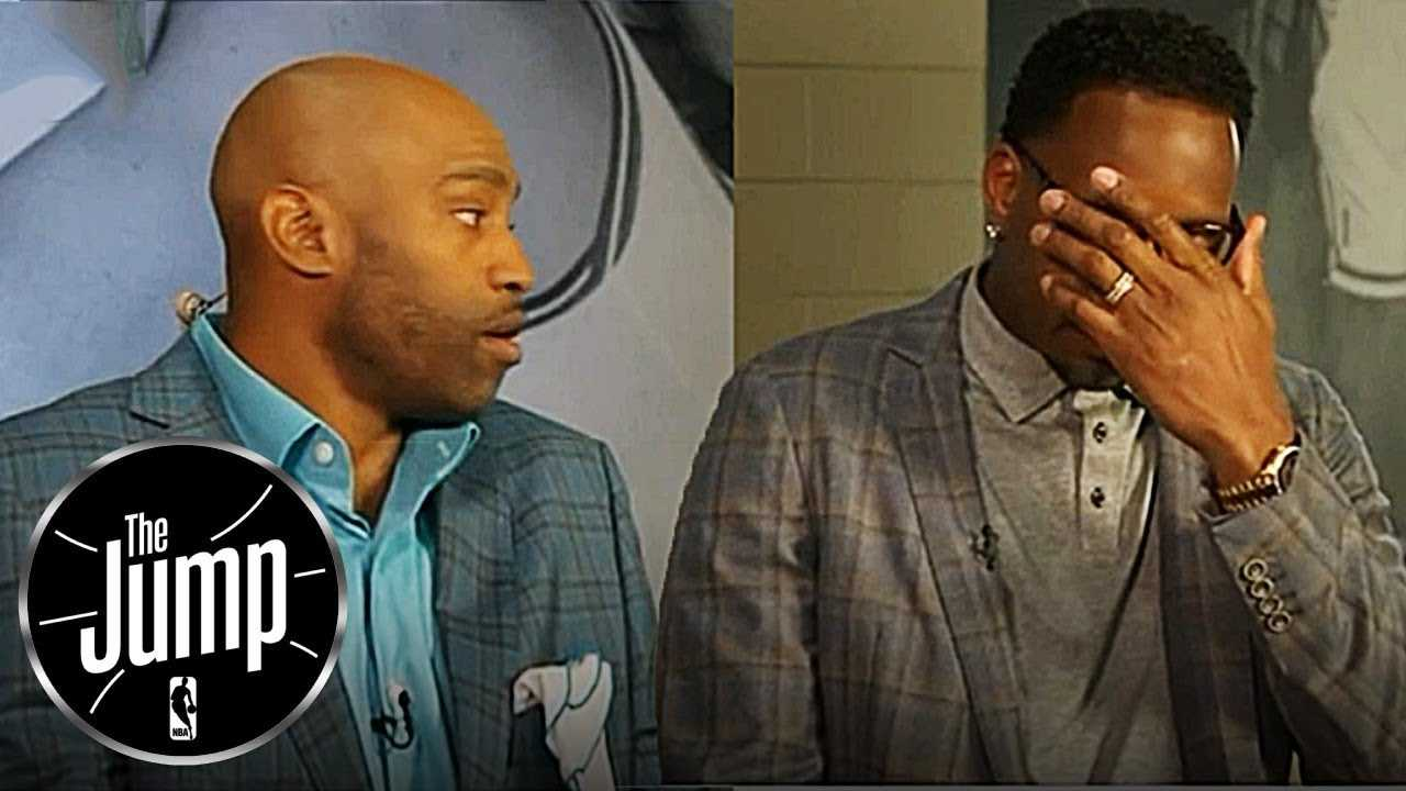 Vince Carter Praises Great Team Defense By Celtics On LeBron James   The Jump