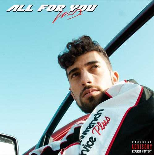 "WONDR Delivers a Smooth Vibe and Catchy Hook on New Single, ""All For You,"" [Audio]"