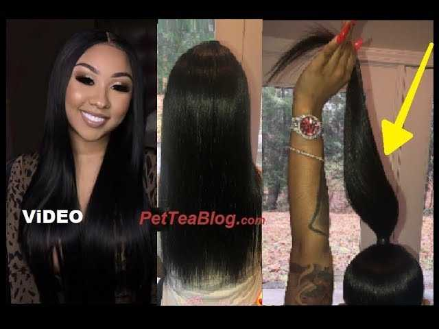 """Ari (G Herbo Ex) Posts REAL HAiR & """"It's Because She's MiXED"""" Comments Start 💇👀 (Video)"""