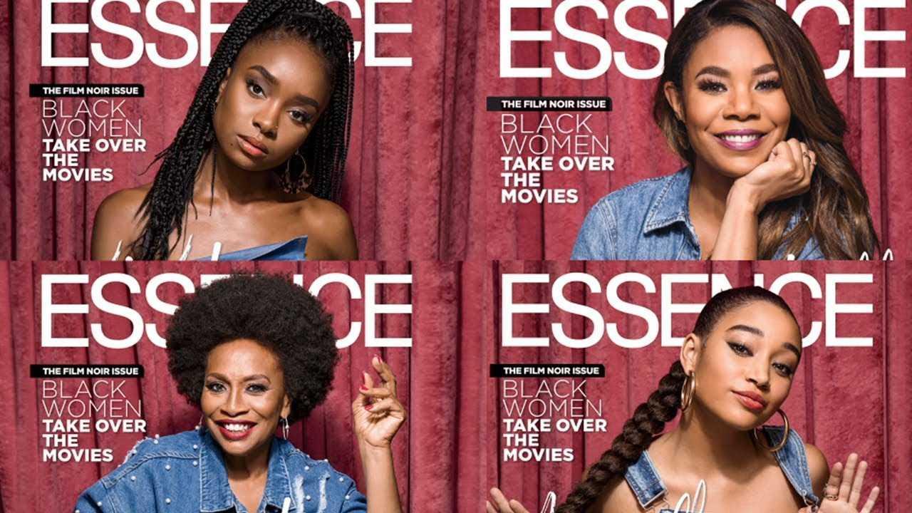 Behind The Cover With KiKi Layne, Amandla Stenberg, Regina Hall, and Jenifer Lewis