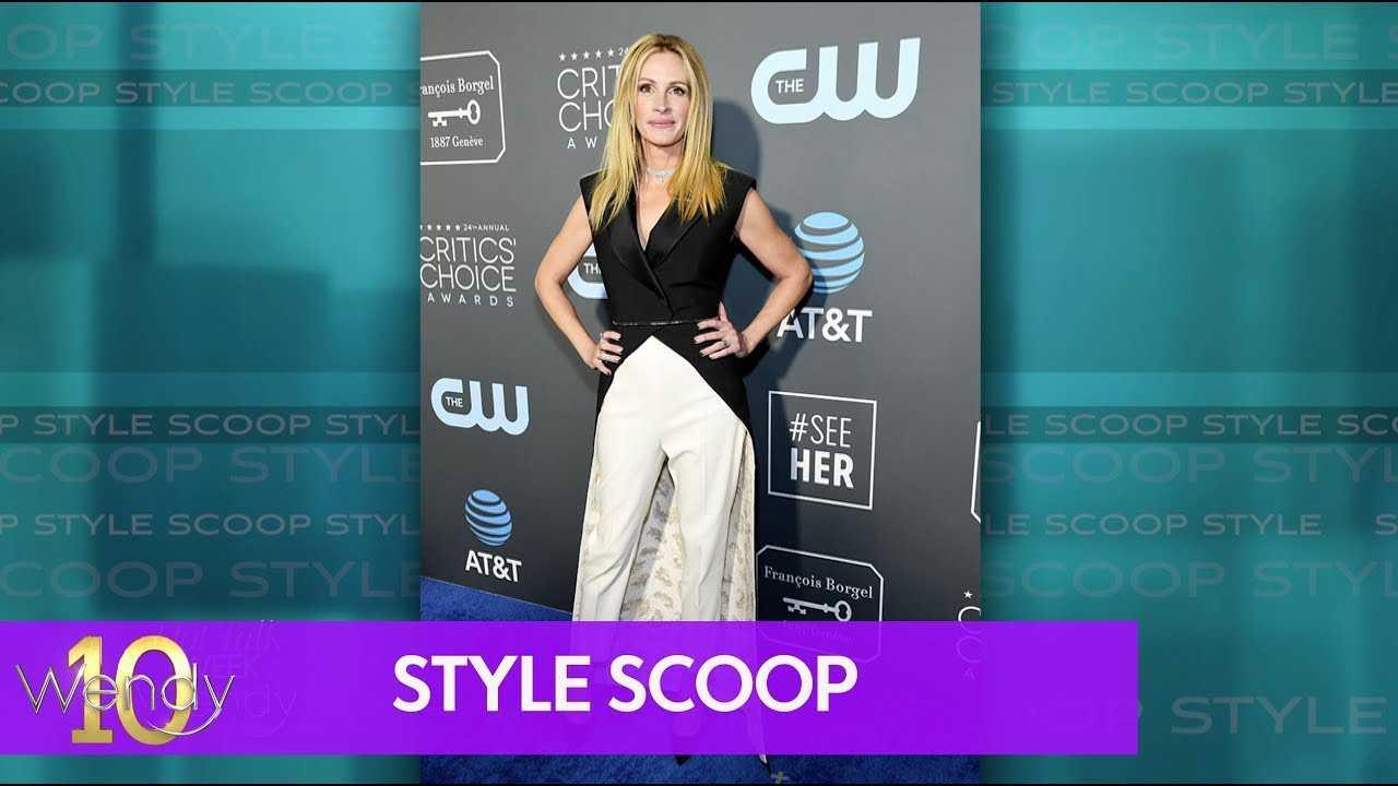 Critics' Choice Awards Fashion Hits & Misses