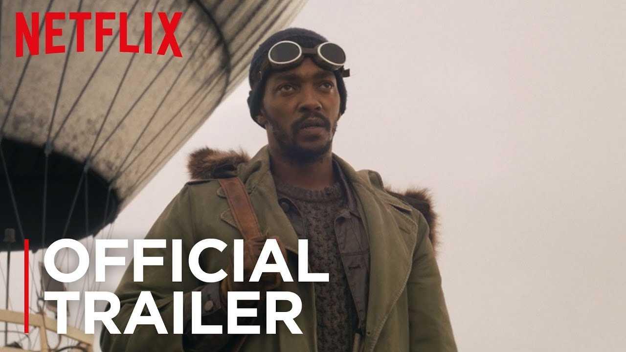 IO   Official Trailer [HD]   Netflix