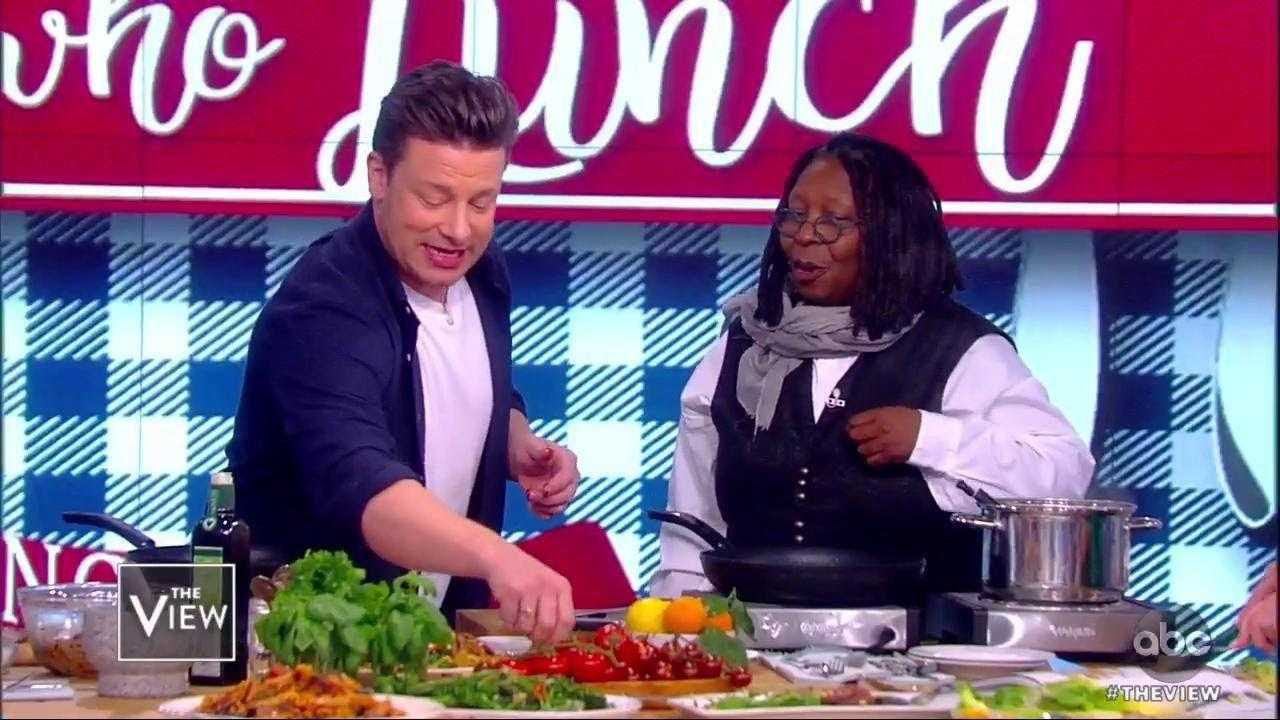 Jamie Oliver Shares Recipes From His New Cookbook | The View