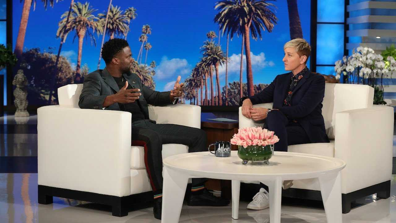 Kevin Hart Is 'Evaluating' His Oscars Hosting Decision