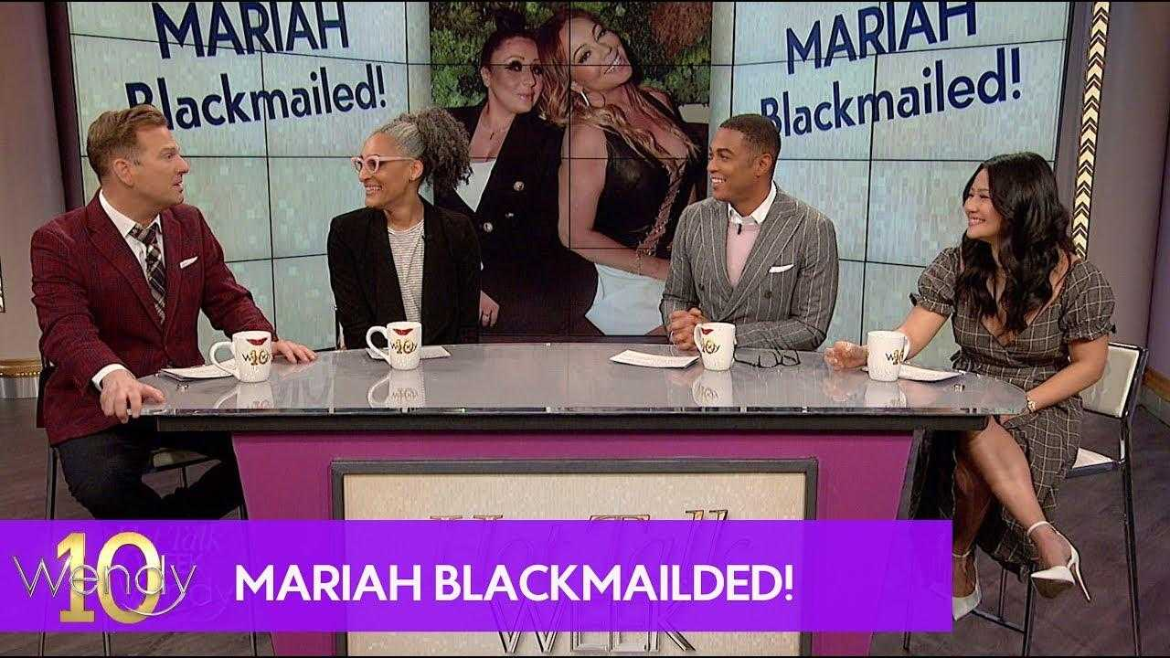 Mariah Blackmailed?