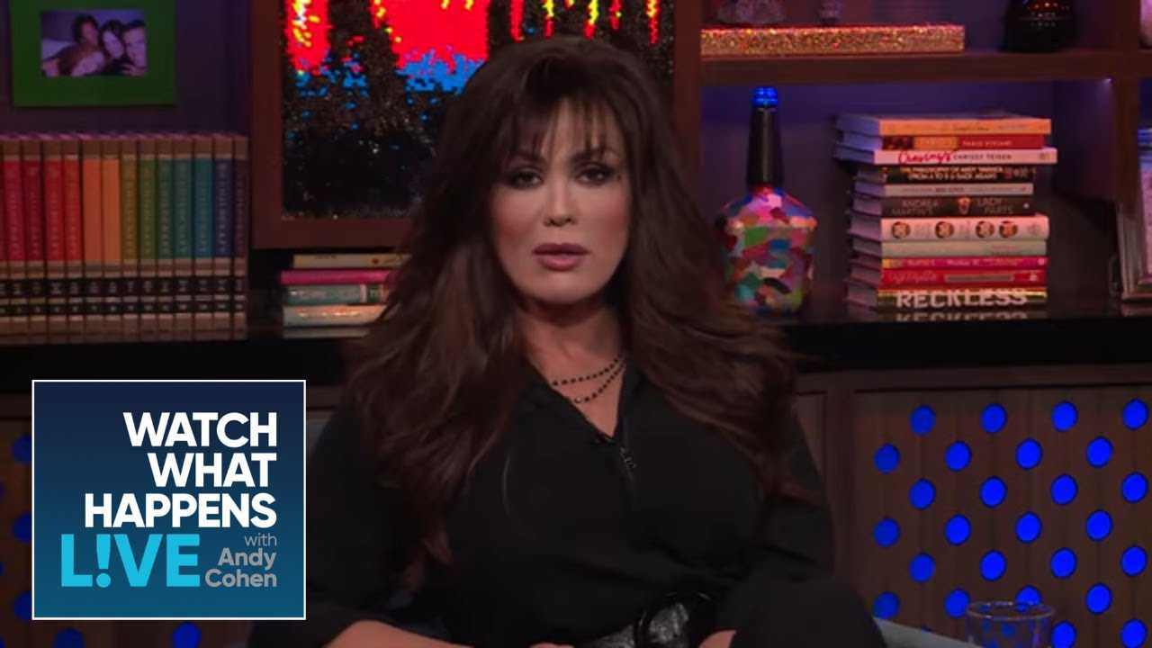 Marie Osmond Chooses Her Most Talented Sibling | WWHL