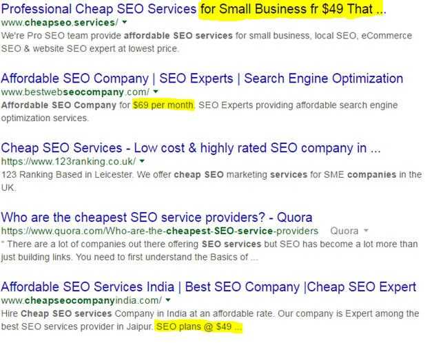 How to Choose an Affordable SEO Company - Getmybuzzup