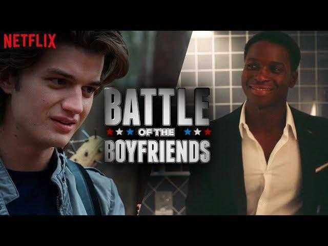 Battle of the Boyfriends: Stranger Things vs. Sex Education | Netflix