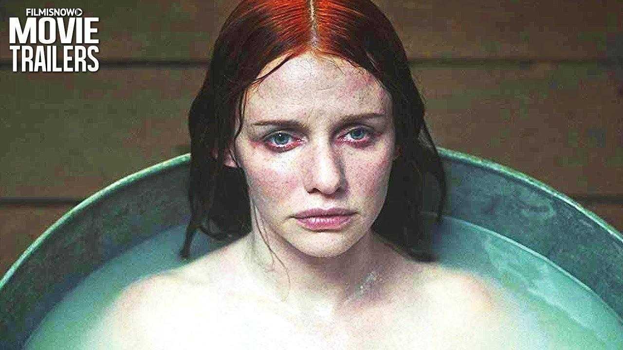 THE GOLEM Trailer (Horror 2019) - Hani Furstenberg Movie