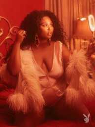 Lizzo for Playboy (2)_credit Adrienne Raquel