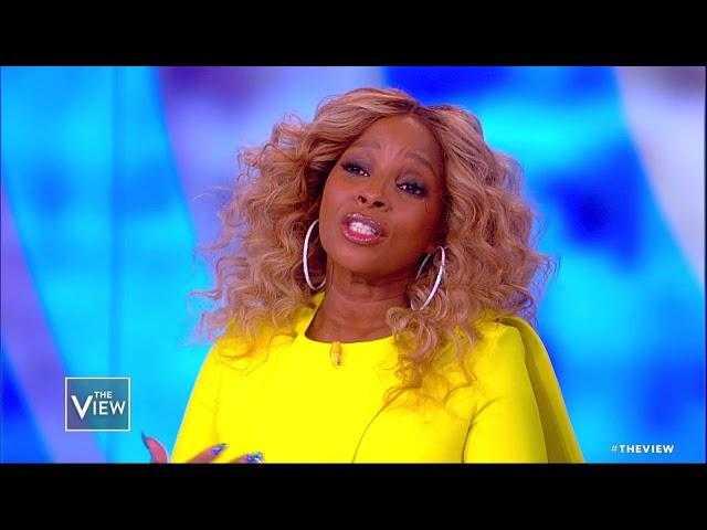 Mary J. Blige says Cardi B and Nicki Minaj's feud is 'negative' for women in music