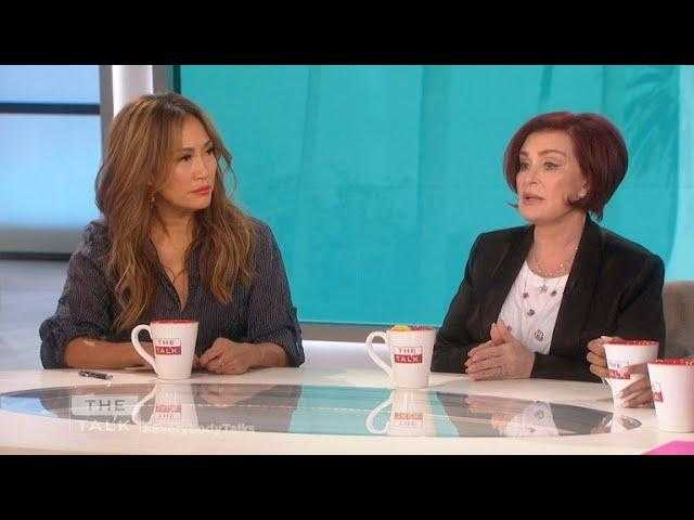 Oscar Talk: Sharon Osbourne Says Bradley Cooper 'needed to be nominated for director'