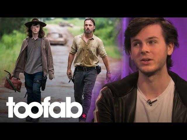 'Walking Dead' Actors Deserve More Recognition Says Chandler Riggs